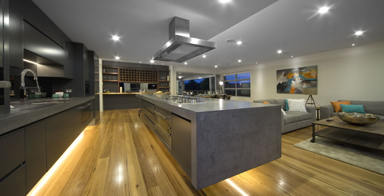Custom design kitchen south coast